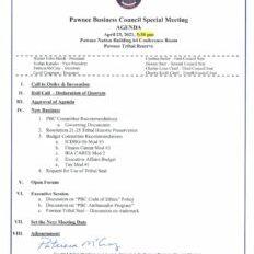 PBC Agenda-April 23 2021
