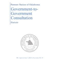 Pawnee-Nation-Government-to-Government-Consultation-Statute-APPROVED-6-5-2021_Page_1